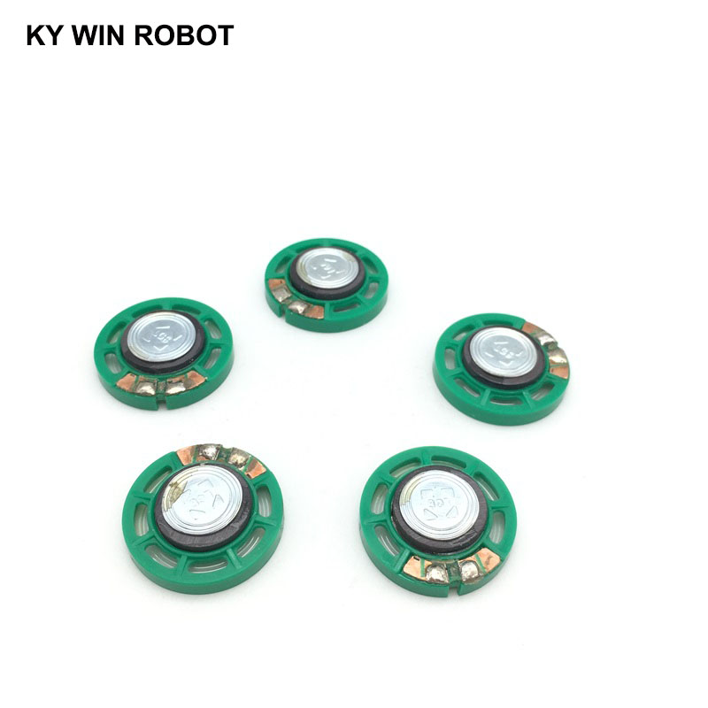 Image 5 - 5pcs/lot New Ultra thin Mini speaker 16 ohms 0.25 watt 0.25W 16R speaker Diameter 27MM 2.7CM thickness 7MM-in Acoustic Components from Electronic Components & Supplies