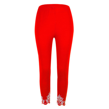 Initialdream plus size s-5xl printed leggings women sexy slim ankle-length pants legging female casual large size clothings