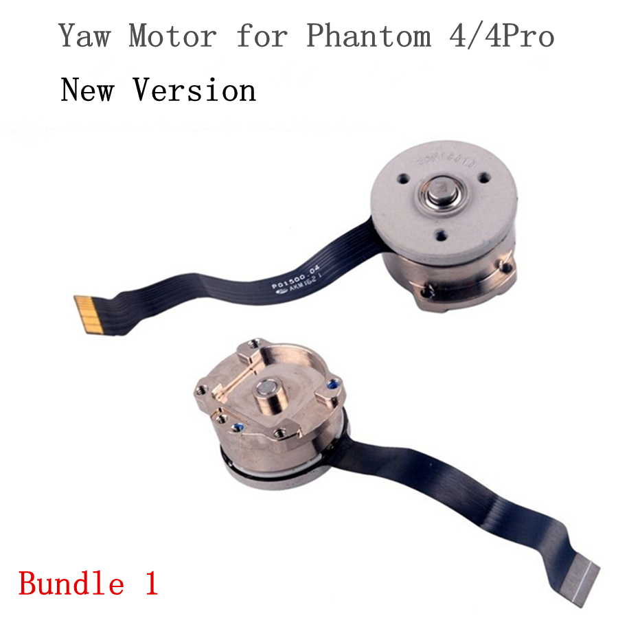 For DJI Phantom 4 / 4 Pro Drone Motor Repair Part Accessories Gimbal Camera Yaw Motor Roll Pitch Motors Replacement gs43vr 7re phantom pro 201ru
