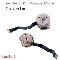 For DJI Phantom 4 4 Pro Drone Motor Repair Part Accessories Gimbal Camera Yaw Motor Roll