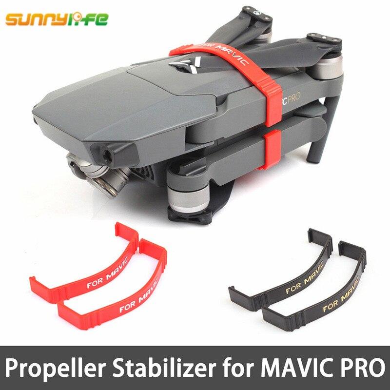 For DJI Mavic Pro Propeller Stabilizer 8330F Blade Clip Fixator Holder Motor Fixing Clamp For DJI Mavic Pro Platinum 8331