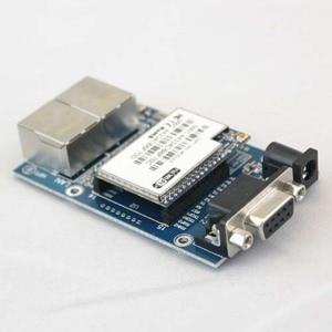 "Image 2 - משלוח חינם סידורי wifi Ethernet wifi מודול RS232/RS485 מודול HLK RM04 startkit. רוצה טוב באיכות. אנא לבחור בארה""ב"