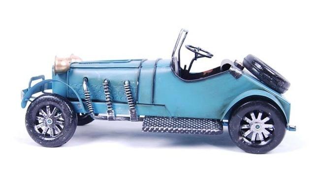 Special Offer Creative Gift Metal Craft Vintage Decor 25cm Metal Car Model Home Decoration