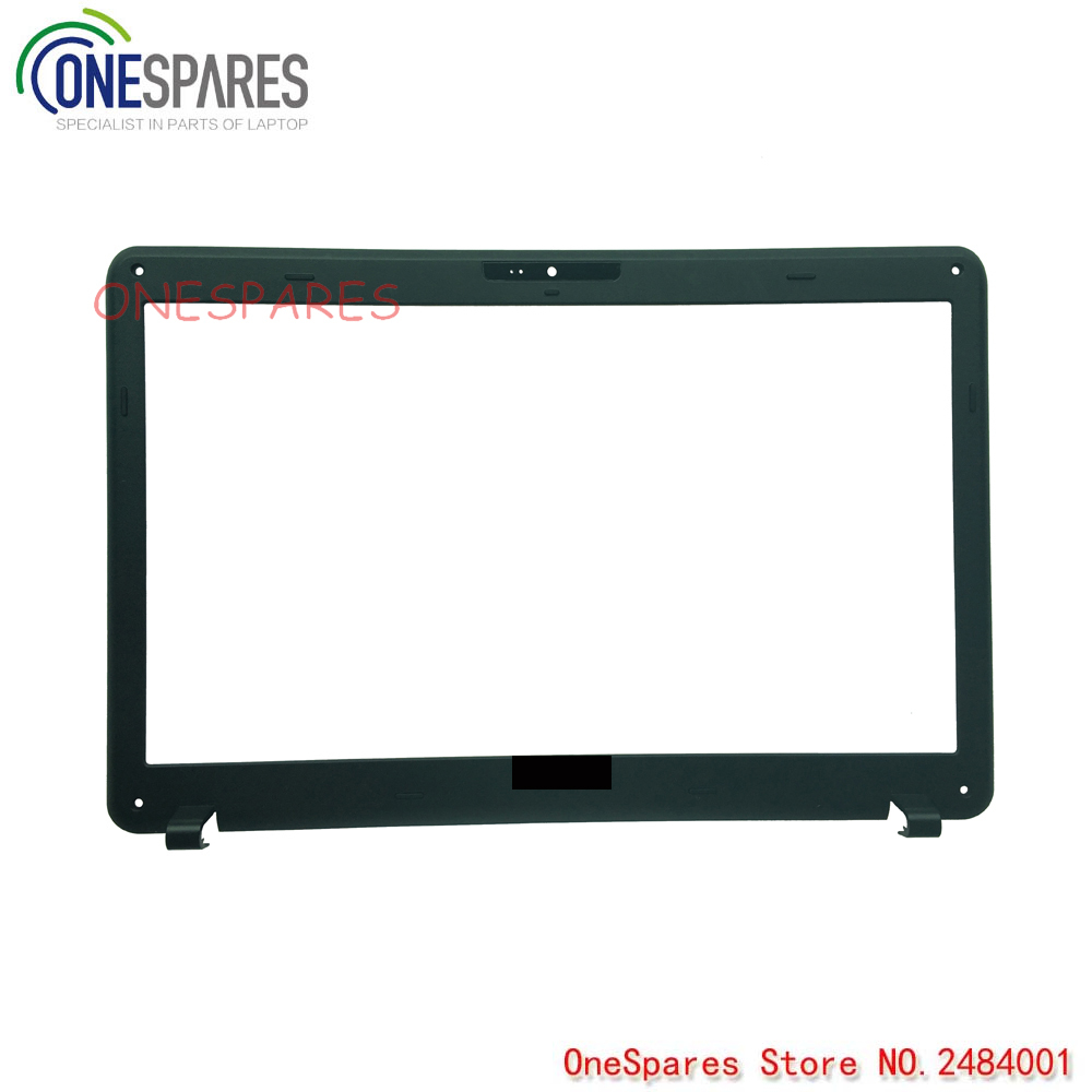 New Original Laptop LCD Front Screen Bezel Base Cover For TOSHIBA Satellite Pro C660 C660D Series B Shell Black AP0H0000800 new original laptop base bottom case cover for toshiba satellite pro c660 c660d series d shell black ap0ik000100 k000115660