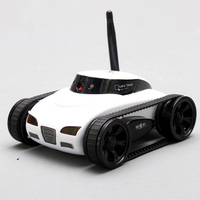 NEW 2017 Mini RC I Spy WIFI Tank Car Video 0 3MP Camera 777 270 WiFi