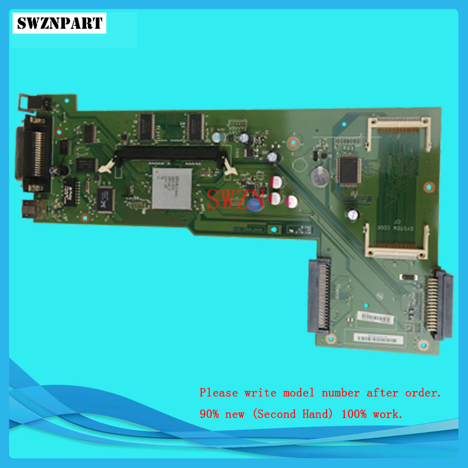 FORMATTER PCA ASSY Formatter Board logic Main Board MainBoard mother board for HP5200DTN 5200N Q6498-69002 Q6498-67901 refurbished formatter board ce855 67901 for hp pro400 m475