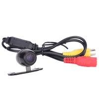 Uniwersalny Kolor Noc Wersja Odwrotnej Napędu Samochodów Widok Z Tyłu Kamera HD CMOS Wspomagania Parkowania Kamera 170 Stopni Szeroki Kąt widzenia
