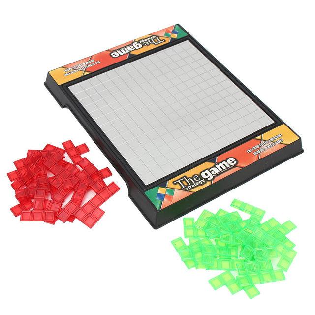 NEW Strategic Board Game Blokus Gift Educational Fancy Toys For Children Kids Family Funny Entertainment Board Game