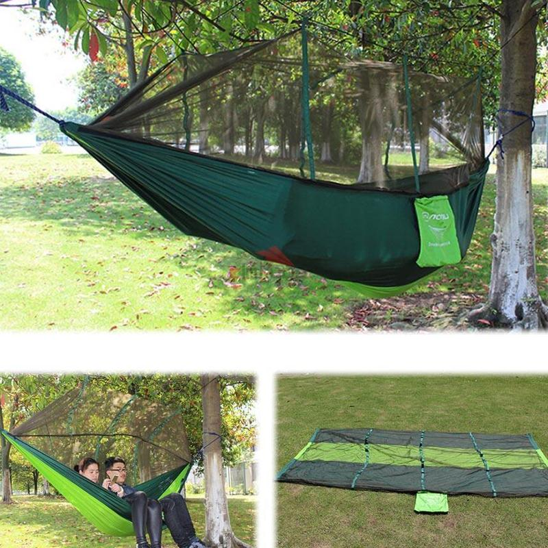 Aliexpress.com : Buy Double Person Travel Outdoor Camping Tent Hanging  Hammock Bed With Mosquito Net from Reliable outdoor camping tent suppliers  on Sports ... - Aliexpress.com : Buy Double Person Travel Outdoor Camping Tent
