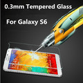 Tempered Glass Anti-Explosion Premium Protective Flim Guard Screen Protector For Samsung Galaxy S6 G9200 G920F