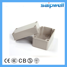2015 wholesale IP66 ABS waterproof switch junction box electric distribution enclosure 80*130*85 DS-AG-0813-1