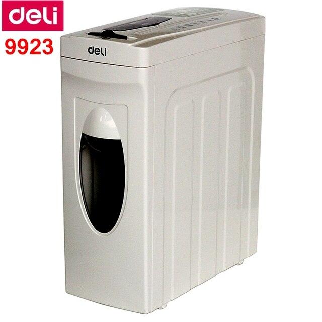 Deli-9923-Electric-paper-shredder-11L-vo