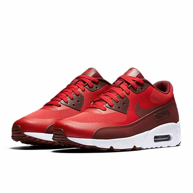 Official Original NIKE AIR MAX 90 ULTRA 2.0 Men's Breathable Running Shoes Sneakers Limited Classic Outdoor Leisure Sports 2018 1