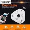 Wirelss VR 360 Camera IP Camera Fisheye Security Surveillance System 960P Action Camera Wifi Camera Panorama