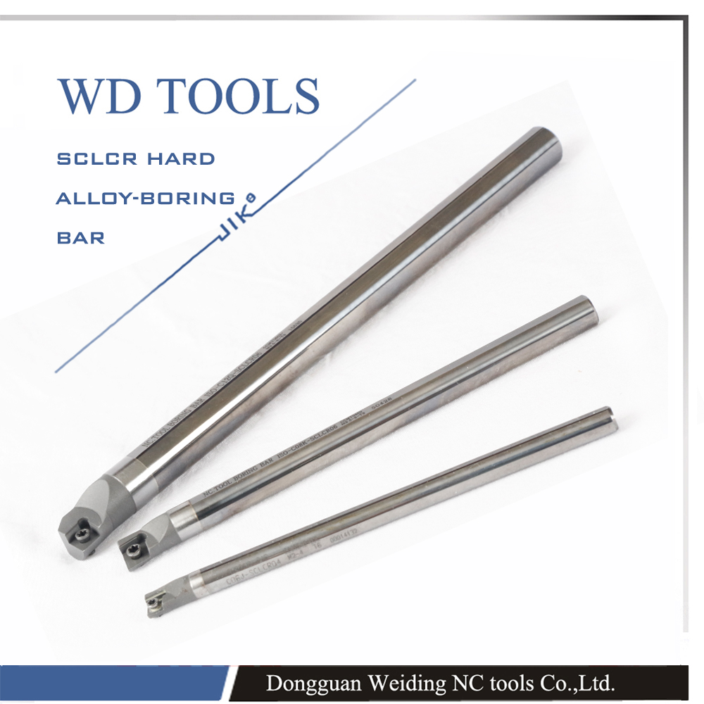 freeshippingCC 0602 INSERT E10M SCLCR06 through hole cutter bar 10MM Cutting Cnc Turning Tool Lathe Machine