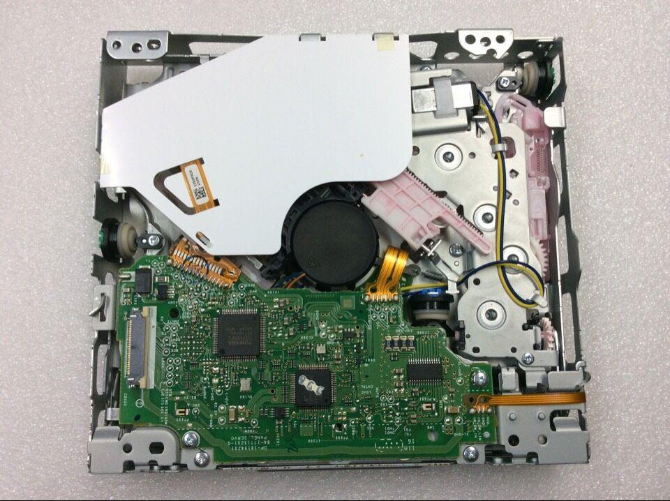Tout nouveau boîtier pour BMNW 525Li mécanisme d'entraînement de pont CD unique 520Li voiture CD changeur chargeur système Audio Laser