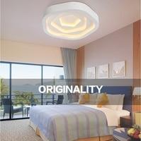 Кованые акрил цветы светодиодный потолочный светильник творческая гостиная спальня исследование лампы Офис Бизнес Открытый Потолочные св