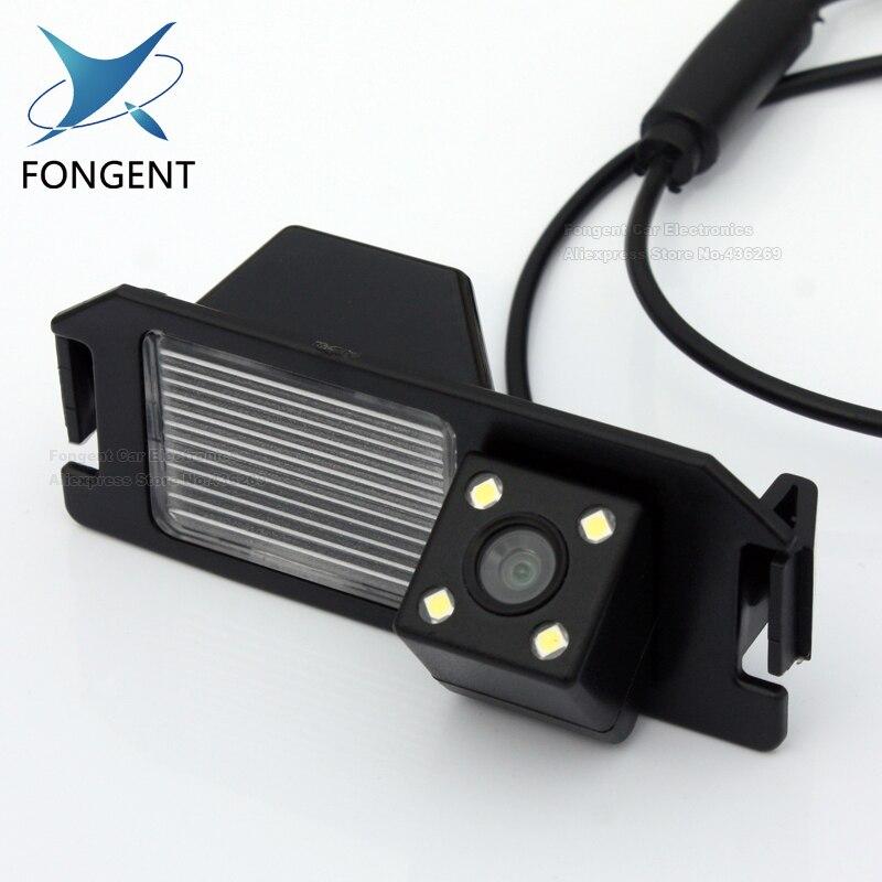 Wireless Rear View Reverse font b Camera b font for I30 hyundai solaris Verna hatchback GENESIS