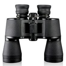Binoculars Boshile 20X50  high quality telescope HD Powerful Military Waterproof telescopio hunting Bak4 binoculo profissional