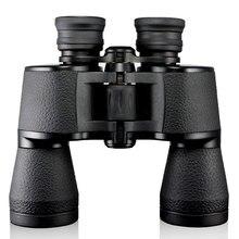 Binoculars Boshile 20X50  high quality telescope HD Powerful Military Waterproof telescopio hunting Bak4 binoculo profissional  цены
