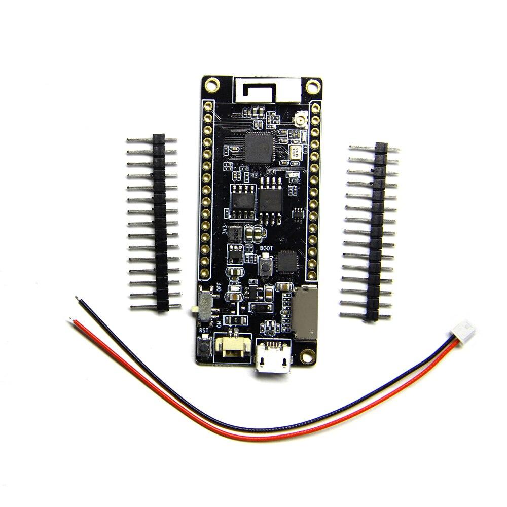 TTGO T8 V1.3 ESP32 WiFi Module bluetooth 4MB PSRAM TF CARD 3D ANTENNA Micropython Development board