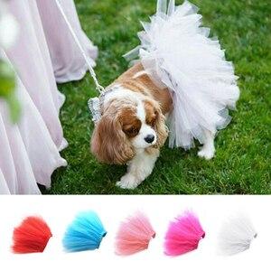 Image 3 - Robe Tutu dété pour chiens 5 couleurs