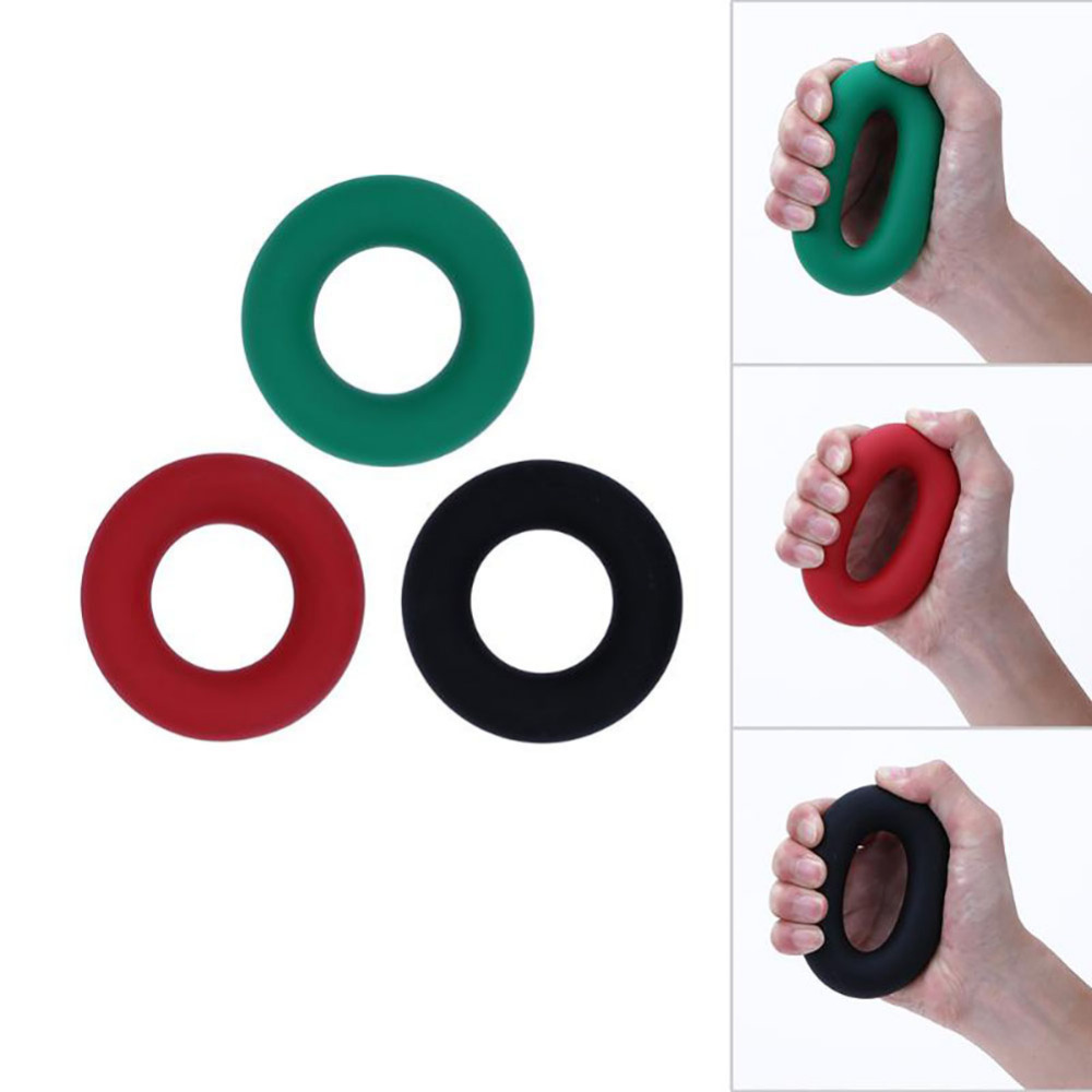 Fitness Grip Hand Expander Grippers Wrist Finger Exercise Strength Train  Bh