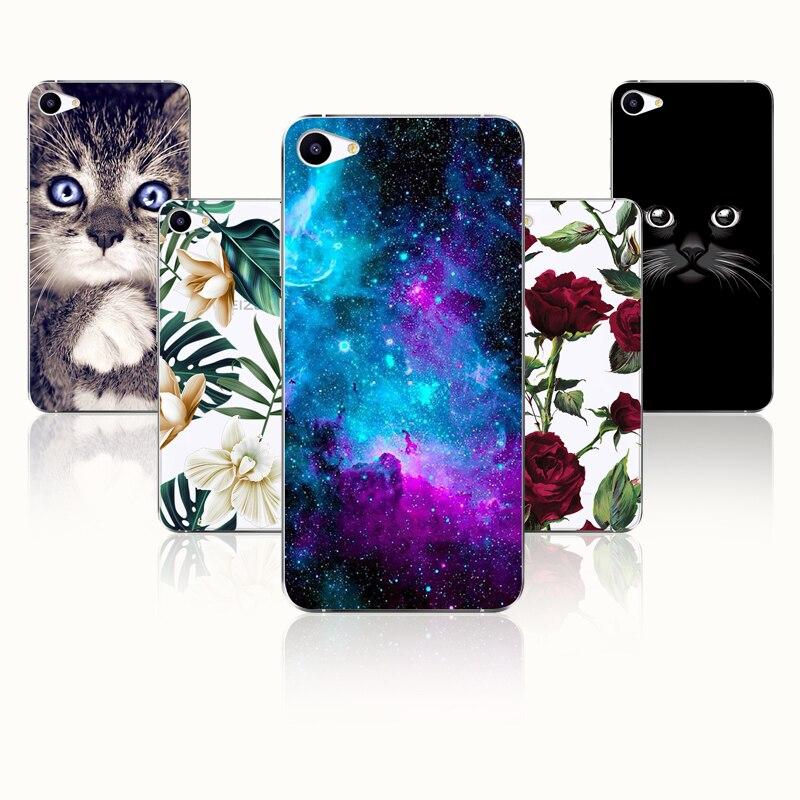 """Fanatu 5.0"""" Meizu U10 Case Cover Silicone TPU Meizu U 10 Soft Phone Back Protector Luxury FOR Meizu U10 Painting Case"""
