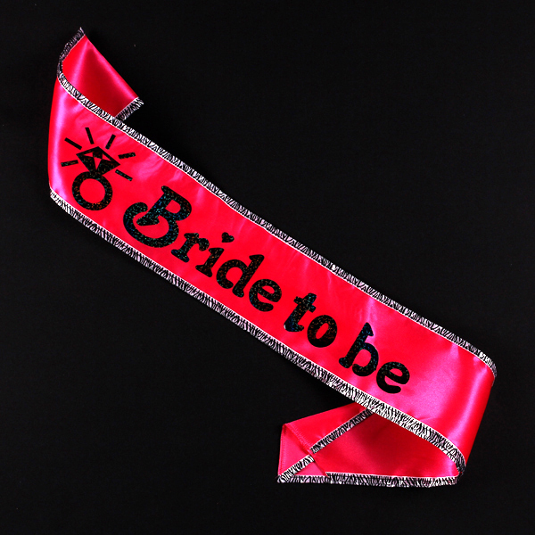 100pcs bride to be sash fit elegant bachelorette party dress for hen night  girls night out bridesmaid mother of the bride e4a2ccac63c9
