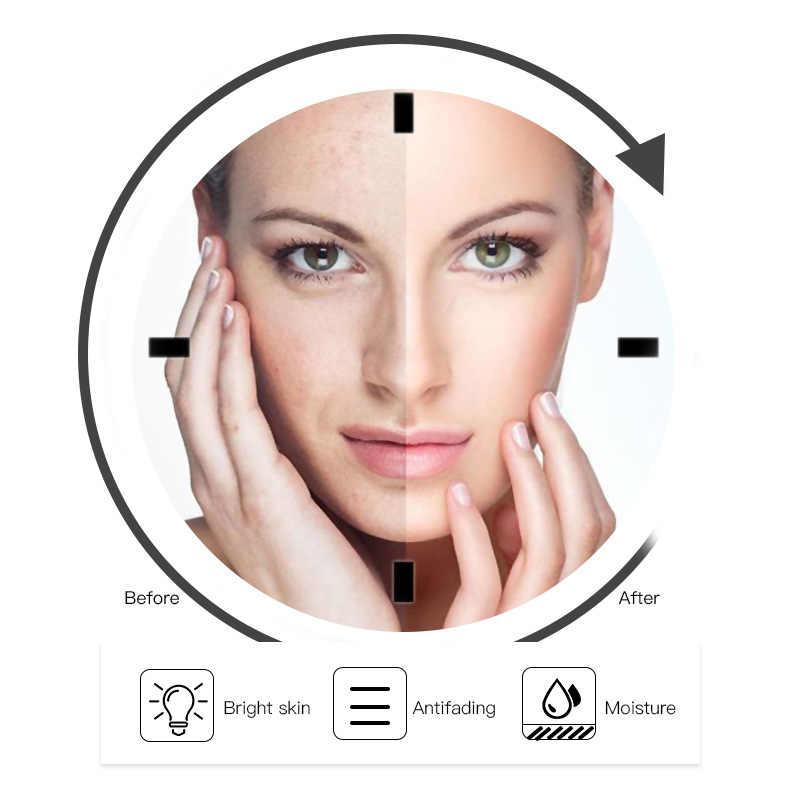 PUDAIER 50 مللي فيتامين C & الزيتون مصل مكافحة الشيخوخة التجاعيد الوجه التمهيدي النفط السيطرة سطع الأساس السائل إصلاح ماكياج الجلد