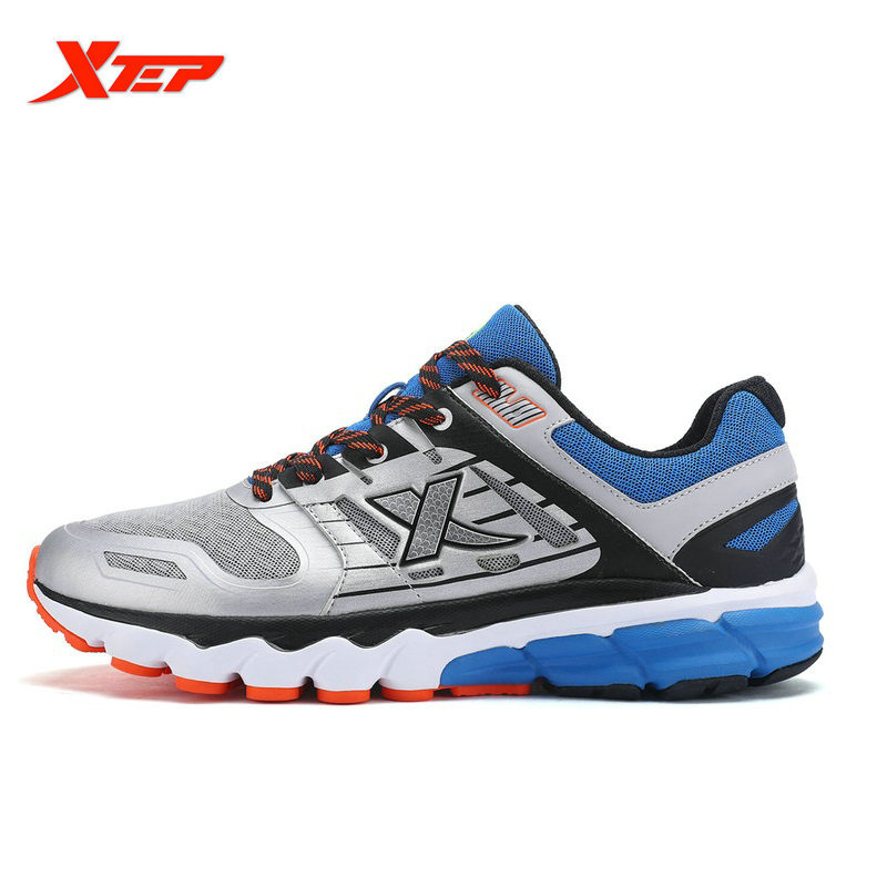 ФОТО XTEP Brand Running Shoes for men Air huarache Men's Sneakers Anti-Slippery free run Outdoor Presto Sport shoes men 983119119157
