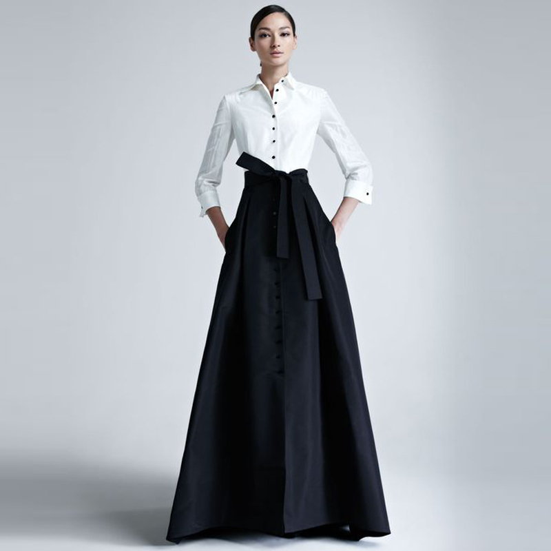 04dcd221e7 Compare Prices on Long Black Evening Skirt- Online Shopping Buy .