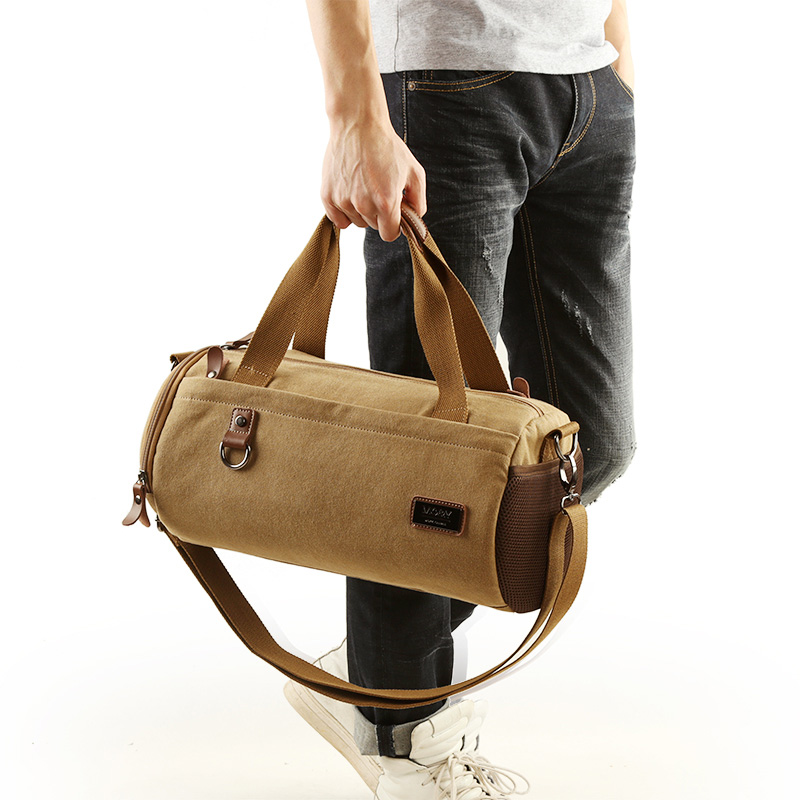 Ruil Men Travel Bag Folding Wear resistant canvas Bag protects women s portable leisure travel bags