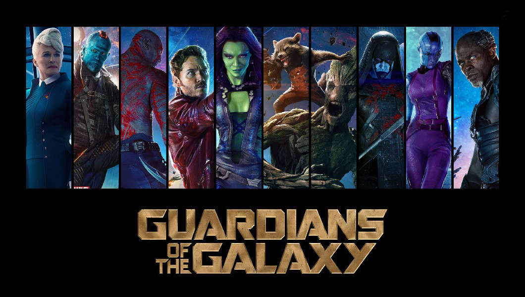 DIY frame Guardians of the Galaxy Vol. 2 Movie Film posters and print home decor art silk Fabric Poster Print OOWJ