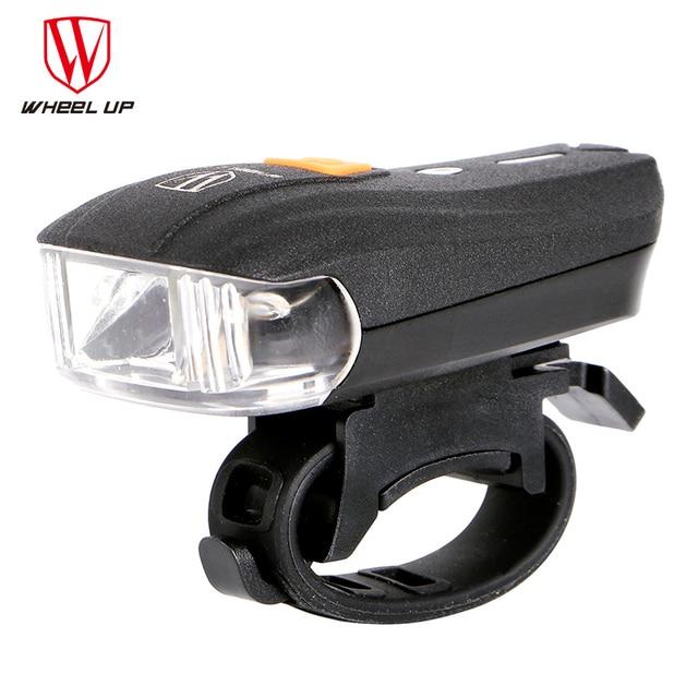 Колеса до интеллектуальные Сенсор велосипед света велосипедов USB Перезаряжаемые Водонепроницаемый непромокаемые спереди светодиодов велосипед свет для ночной езды