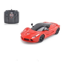 1 24 Super Racing Electric RC Cars Flashing Wireless Controller Competitive Sports Remote Control Car Boys