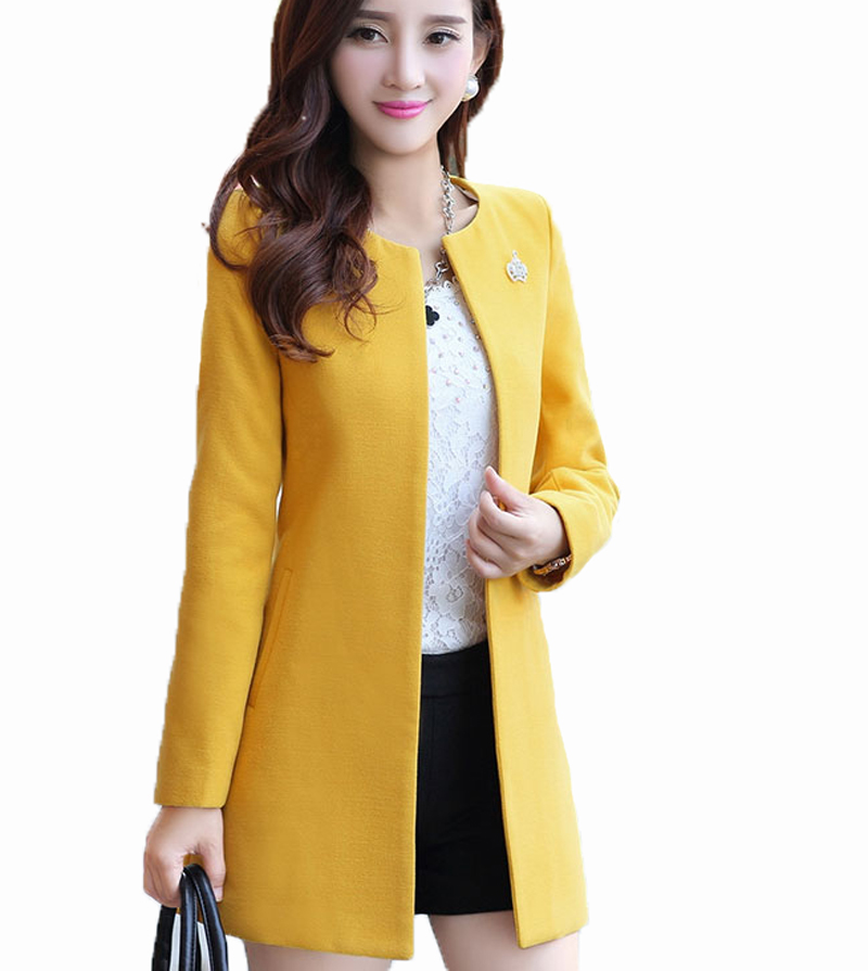Ladies Wool Coats