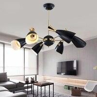 Delightfull Duke Pendant Lamp G9 E27 Nordic Designers Modern Creative Villa Compound Living Dining Room Pendant