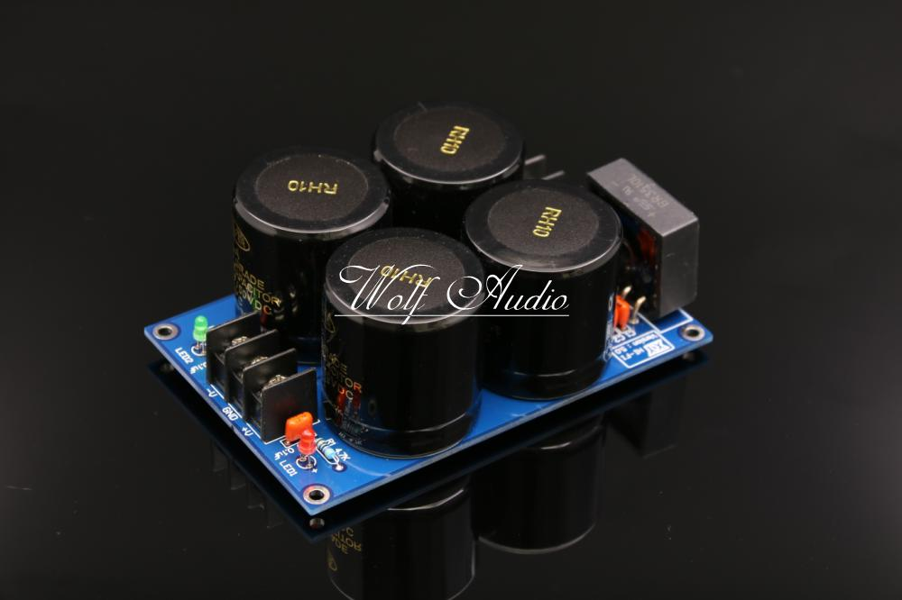 HiFi Dual Power Supply High Power Rectifier Filter Power Supply Board For Audio Amplifier