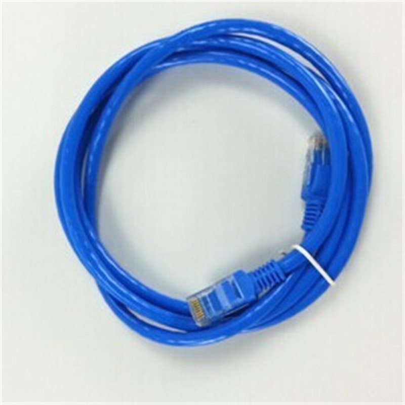 Broadband 5m finished network cable Network jumper with crystal 8 core 5 m network cable  MXX02Broadband 5m finished network cable Network jumper with crystal 8 core 5 m network cable  MXX02
