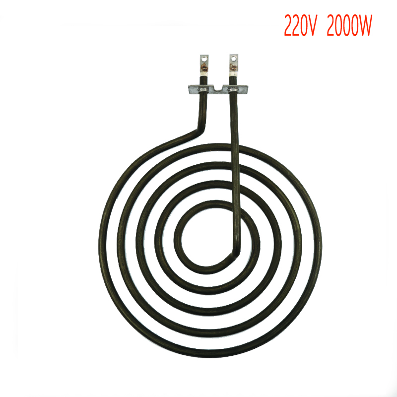 5 coils heating element without whirlpool for stove surface 2 5 coils stainless steel 304 food grade liquid heating element for 20 50 l brewery sparkling wine equipment tubular element