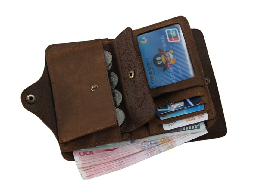 2017 Genuine Leather Man Wallet Male Top Quality Purse Multifunction Men Wallets Famous Brand Carteira with Coin Pocket thin genuine leather men wallet small casual wallets purse card holder coin mini bags top quality cow leather carteira