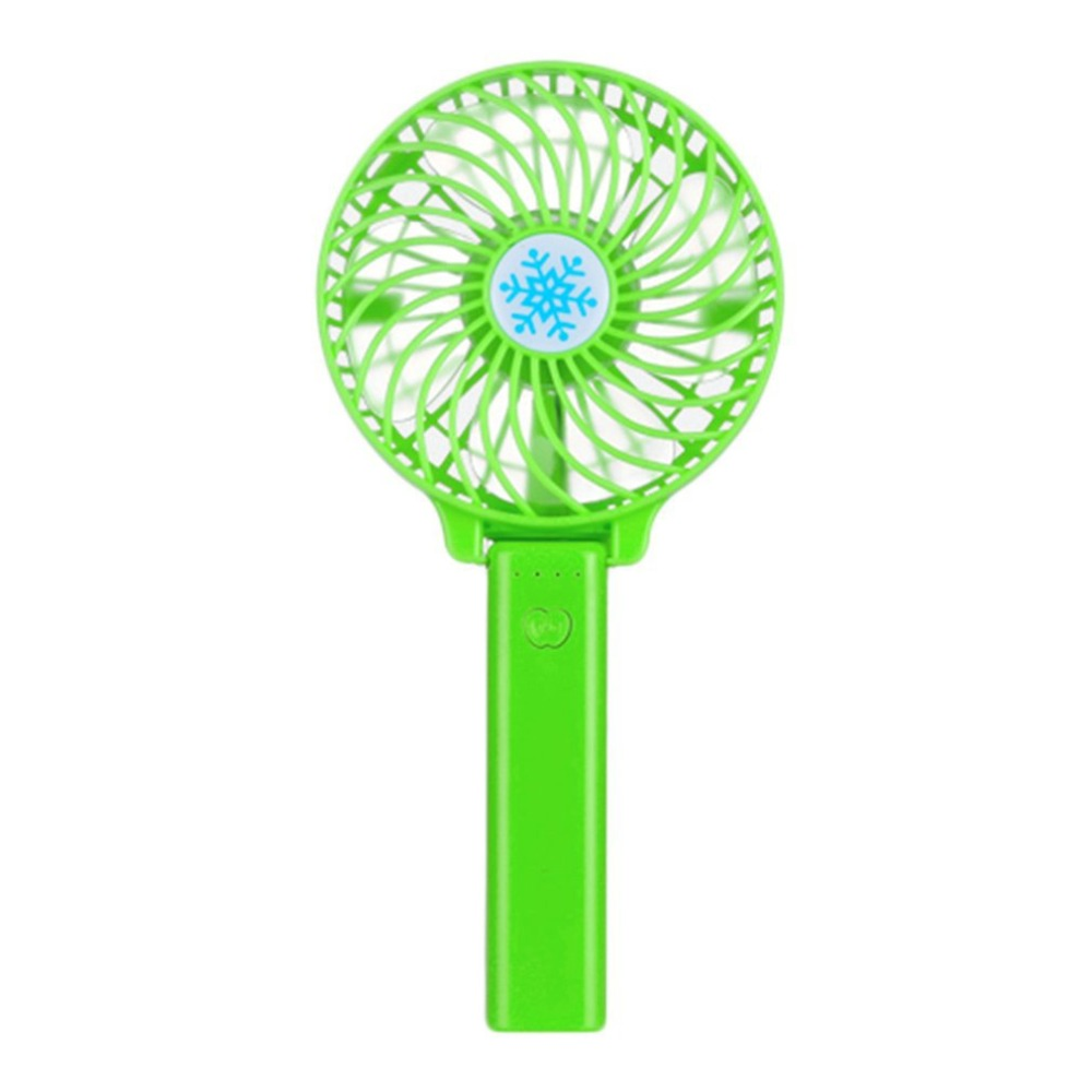 Portable Hand Fan USB Rechargeable Foldable Handheld Mini Fan Cooler 3 Speed Adjustable Cooling Fan for Outdoor Travel mini portable usb rechargeable hand warmer heater cartoon pig for travel outdoor