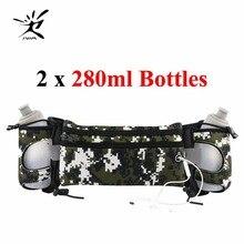 Sport Hydration Belt Running Belt Perfect for Men And Women Running/Marathons/Hiking/Fit Smartphones/Comfort To Wear/Free Buckle