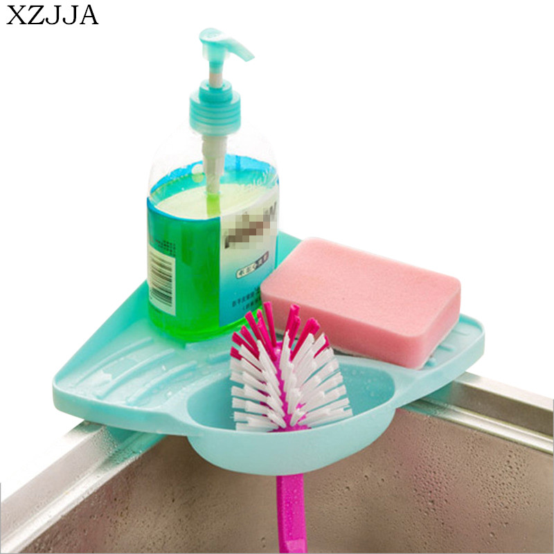 Aliexpress.com : Buy XZJJA Creative Kitchen Suction Cup Sink Holder Sponge Organizer Kitchen