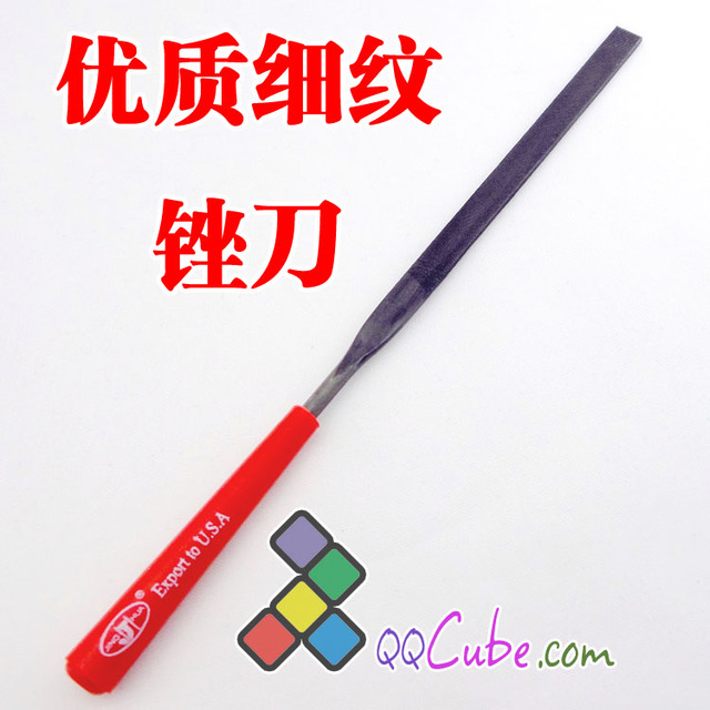 Magic cube grinding tools high quality assorted cuodao 3x140mm flat file