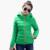 2016 Moda Inverno Mulheres Jaqueta Parka Com Capuz Fino de Algodão-Acolchoado Gola Alta de 6 Cores de Algodão Mulheres tops do Revestimento do Revestimento plus Size