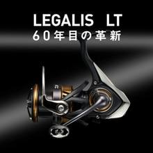 2018 الأصلي جديد دايوا Legalis LT 1000D 2000D 2500XH 3000D CXH 4000D C 5000D C 6000D H 5BB الغزل الصيد بكرة
