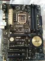 Verwendet Asus Z97-K R2.0 Desktop Motherboard Z97 Sockel LGA 1150 i7 i5 i3 DDR3 32G SATA3 ATX