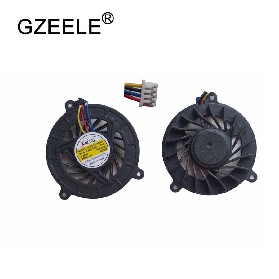 GZEELE nouveau cpu ventilateur de refroidissement pour ASUS A8 Z99 X80 N80 N81 Z53 M51 F3J F3 F3S F3T A8J A8F f8S Z53J F3H Ordinateur Portable CPU fan 4 Lignes